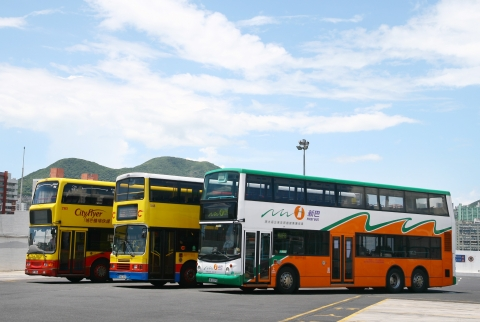 New World First Bus Services Limited receives a 5-year franchise to operate bus routes and commences its service.