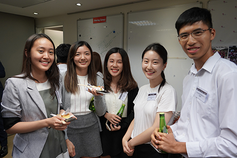 Intern Networking Drink (July 2019)