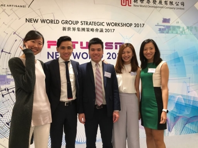 New World Group Strategic Workshop 2017