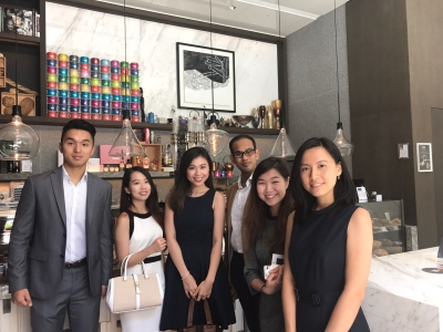 Visit to Artisan Room (Aug 2017)