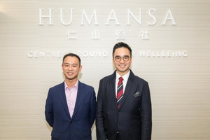 New World Development launches Humansa, a holistic healthcare brand employing high-quality healthcare technology and a multidisciplinary team for mature adults and the silver hair market