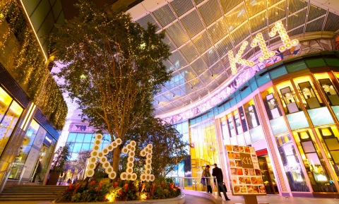 K11, the world's first art mall developed by New World Development celebrates its grand opening.
