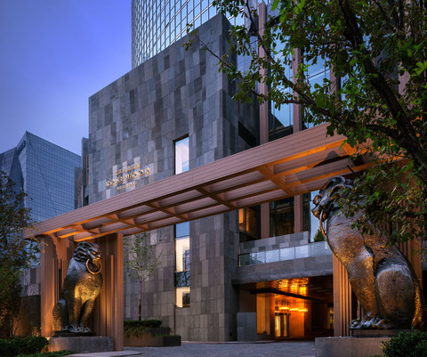 Rosewood Beijing, the first Rosewood property in Mainland China, opens