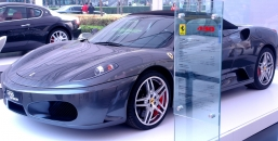 The Ferrari & Maserati tour exhibition at NWDS had been held successfully in Beijing Trendy Store
