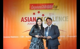 "NWDS garnered the ""Best Investor Relations Company (Hong Kong)"" and ""Best Investor Relations Professional (Hong Kong)"" in the 5th Asian Excellence Recognition Awards organized by Corporate Governance Asia. Ms. Rebecca Woo, Corporate Affairs Director of NWDS, received the awards at the award ceremony."