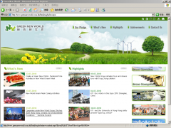 New World Group Unveils Green New World Website