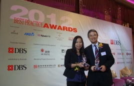 New World Group Wins Best Practice Awards for Nurturing Talent of All Levels