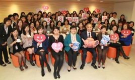 New World Group Shows Appreciation to Female Colleagues
