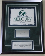 New World Group's Green Publication and Annual Report of New World China Land Garner Mercury Grand Awards