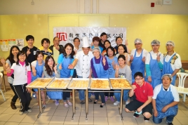 New World Development's Cookie Making Class Encourages Colleagues to Show Love and Care to Their Mothers