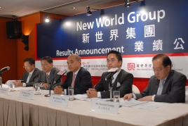 New World Group announces 2007/2008 Annual Results