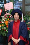 Ms Leonie Ki of New World Development honored with HKU Honorary University Fellowship